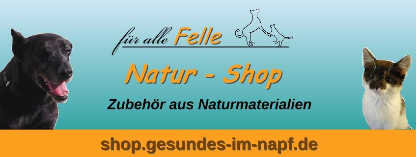 Naturshop für Zubehör, Spielzeug und mehr