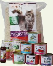 Testpaket für Katzen